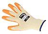 BM Polyco Reflex, Orange Latex Coated Work Gloves,