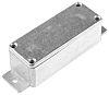 RS PRO Natural Die Cast Aluminium Enclosure, Shielded,
