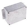 RS PRO Aluminium Gehäuse, Außenmaß 139.8 x 89.7 x 55.2mm