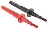 FlukeMultimeter Test Lead TLK291 Test Probe Kit, Fused,