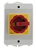 Siemens 3 Pole Enclosed Non Fused Isolator Switch - 16 A Maximum Current, 7.5 kW Power Rating, IP65