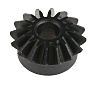 RS PRO Steel 16 Teeth Mitre Gear, 45°