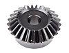 RS PRO Steel 25 Teeth Mitre Gear, 45°