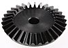 RS PRO Steel 30 Teeth Bevel Gear, 45°