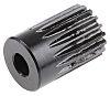RS PRO Steel 18 Teeth Spur Gear, 18mm
