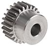 RS PRO Stainless Steel 24 Teeth Spur Gear,