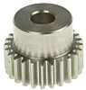 RS PRO Stainless Steel 25 Teeth Spur Gear,