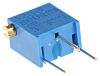 5kΩ, Through Hole Trimmer Potentiometer 0.25W Side Adjust