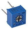 2kΩ, Through Hole Trimmer Potentiometer 0.5W Top Adjust