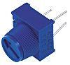 10kΩ Through Hole Trimmer Potentiometer 0.5W Top Adjust
