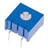10kΩ, Through Hole Trimmer Potentiometer 0.5W Top Adjust