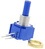 Bourns 1 Gang Rotary Cermet Potentiometer with a