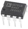 AD781JNZ, Sample & Hold Circuit, 0.7μs Dual Power