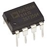 AD620ANZ Analog Devices, Instrumentation Amplifier, 0.125mV