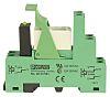 Phoenix Contact PR1-RSC3-LDP-24DC/2X21 Series , 24V dc DPDT