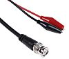 RS PRO Black Coaxial Cable