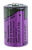 Tadiran Li-Thionylchlorid 1/2 AA Batterie, 3.6V / 1.2Ah, Standard