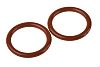 RS PRO Silicone O-Ring Seal, 23.4mm Bore, 1-3/16in