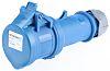 MENNEKES, ProTOP IP44 Blue Cable Mount 3P Industrial