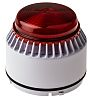 Fulleon Flashni Sounder Beacon 101dB, Red Xenon, 18 → 28 V dc, IP58, IP65