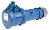 MENNEKES, StarTOP IP44 Blue Cable Mount 3P Industrial