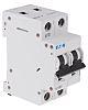 Eaton xEffect 2A MCB Mini Circuit Breaker2P Curve S, Breaking Capacity 10 kA