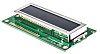 Displaytech 162B-CC-BC-3LP Alphanumeric LCD Display, White on