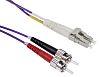 RS PRO OM3 Multi Mode Fibre Optic Cable