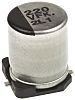 Panasonic 220μF Electrolytic Capacitor 35V dc, Surface Mount