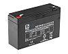 Lead Acid Battery - 6V, 10Ah