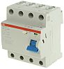 ABB 4 Pole Type AC Residual Current Circuit