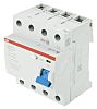 ABB 3 + N 100 A RCD Switch,