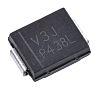 Vishay 100V 3A, Schottky Diode, 2-Pin DO-214AB VS-30BQ100-M3/9AT