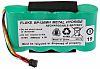 Fluke Oscilloscope Battery Pack BP120, For Use With