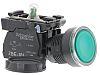 Schneider Electric, Harmony XB5 Illuminated Green Flush Push