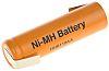 Panasonic AA NiMH Rechargeable AA Battery, 1.18Ah, 1.2V