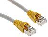 Telegartner Shielded Cat 6A Crossover Patch Cable 10m,