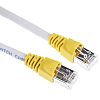 Telegartner Shielded Cat 6A Crossover Patch Cable 3m,