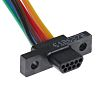 AV Cable 9 Way Male Micro D-Sub to