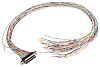 AV Cable 51 Way Male Micro D-Sub to Free End Free End