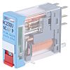 Releco, 230V ac Coil Non-Latching Relay DPDT, 5A