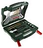 Bosch 50 piece Multi-Material Twist Drill Bit Set,