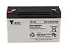 Y12-6L Lead Acid Battery - 6V, 12Ah