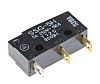 SPDT-NO/NC Pin Plunger Subminiature Micro Switch, 5 A