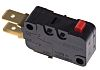 SPDT-NO/NC Pin Plunger Microswitch, 16 A @ 250