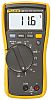 Fluke 116 Handheld Digital Multimeter, 600μA ac 600V