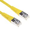 Roline Yellow Cat6 Cable S/FTP Male RJ45/Male RJ45,