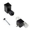 Gems Sensors Turbine Flow Sensor, 0.026 gal/min →