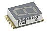 KCSC03-105 Kingbright 7-Segment LED Display, CC Red 27