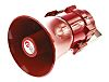 e2s BEXS110 Red 32 Tone Electronic Sounder ,115